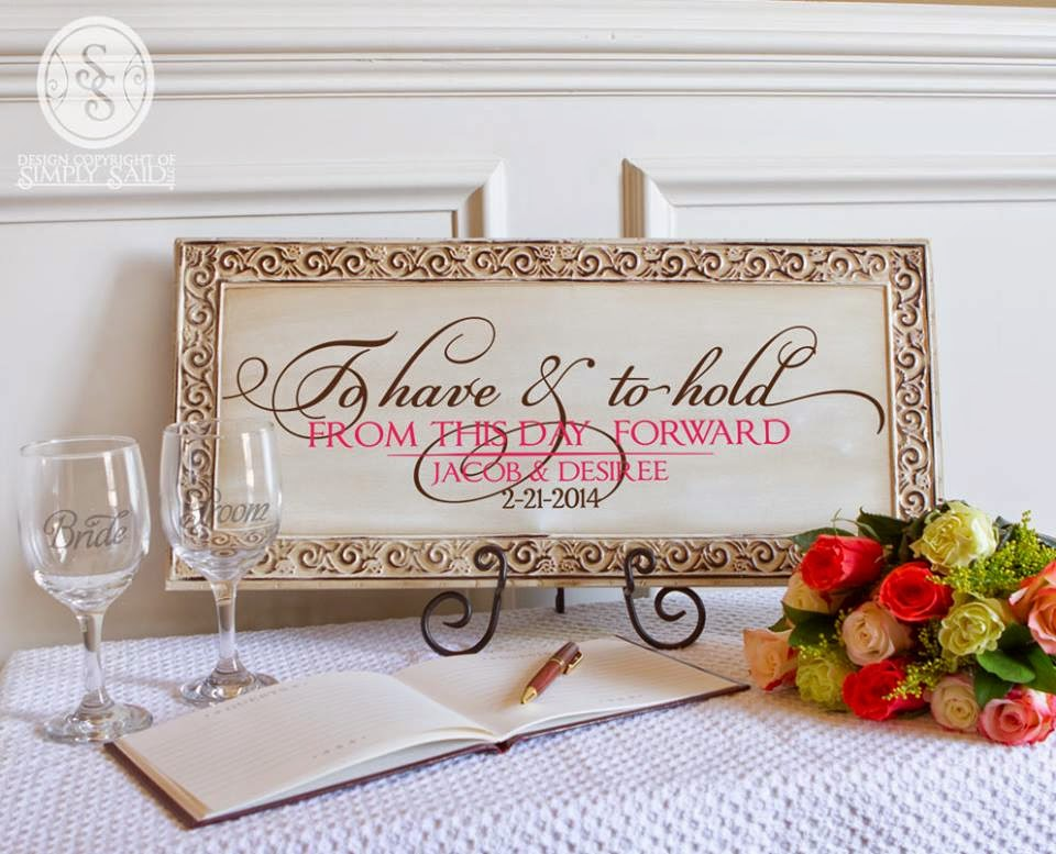 Weddings with a personalized touch (6)
